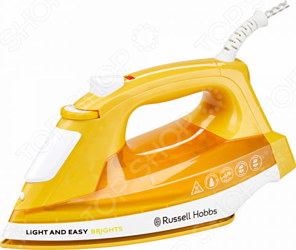 Утюг Russell Hobbs Light and Easy Bright